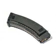 Полимерный магазин с металлическим зубом на 60 патронов 5.45x39 для АК-74 Чёрный