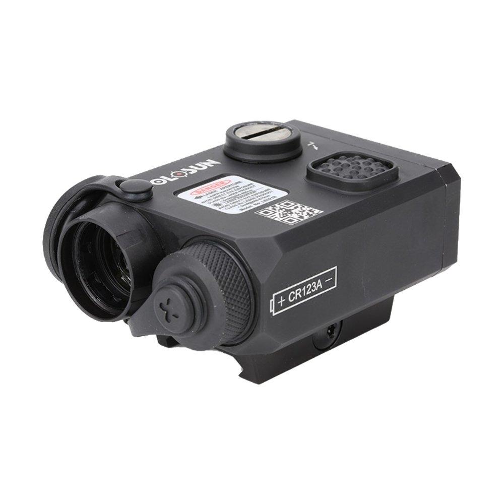 Тактический блок Holosun Multi LS321R красный ЛЦУ + ИК ЛЦУ + ИК фонарь