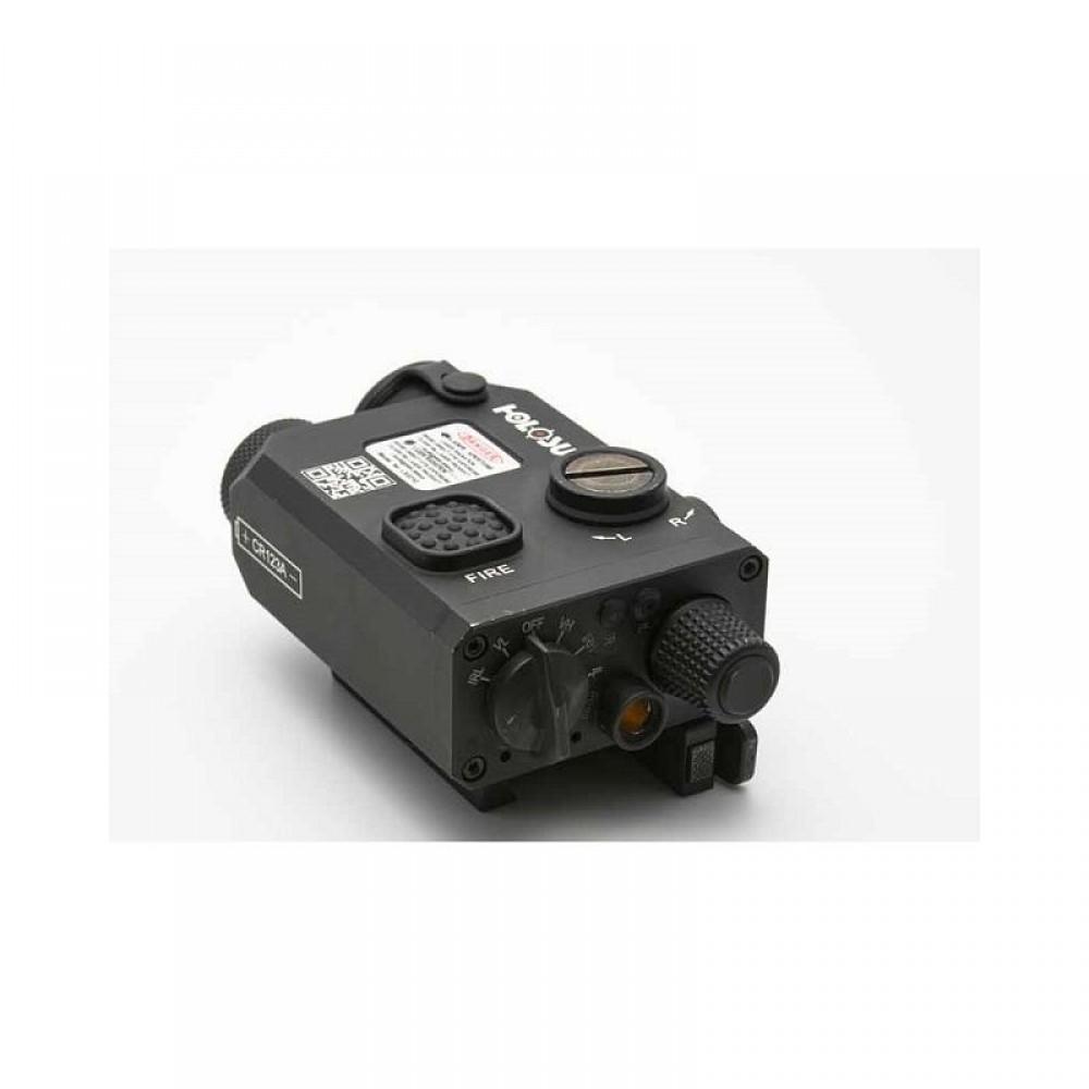 Тактический блок Holosun Multi LS321G зеленый ЛЦУ + ИК ЛЦУ + ИК фонарь